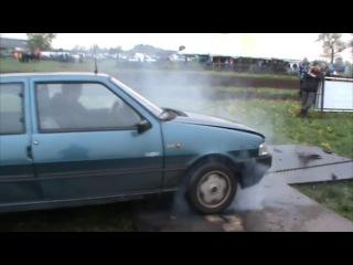 Автомобиль Fiat Uno (Фиат Уно). Видео тест-драйв